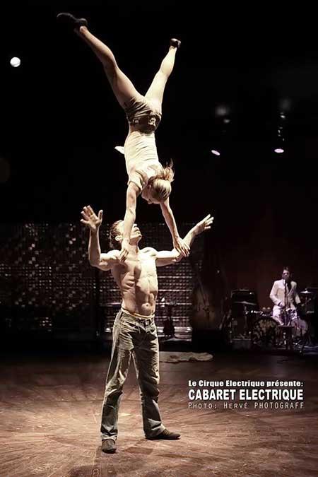 Cabaret lectrique - Le cirque electrique porte des lilas ...