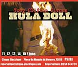 Hula Doll (Le Tony Clifton Circus)