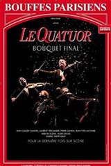 Le Quatuor - bouquet final