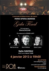 Paris Opéra Awards