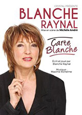 Carte Blanche – Blanche Raynal