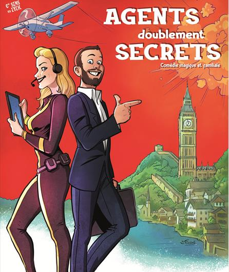 Agents doublement secrets