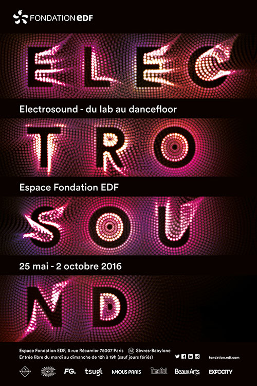 Expo Electrosound : Du lab au dance floor