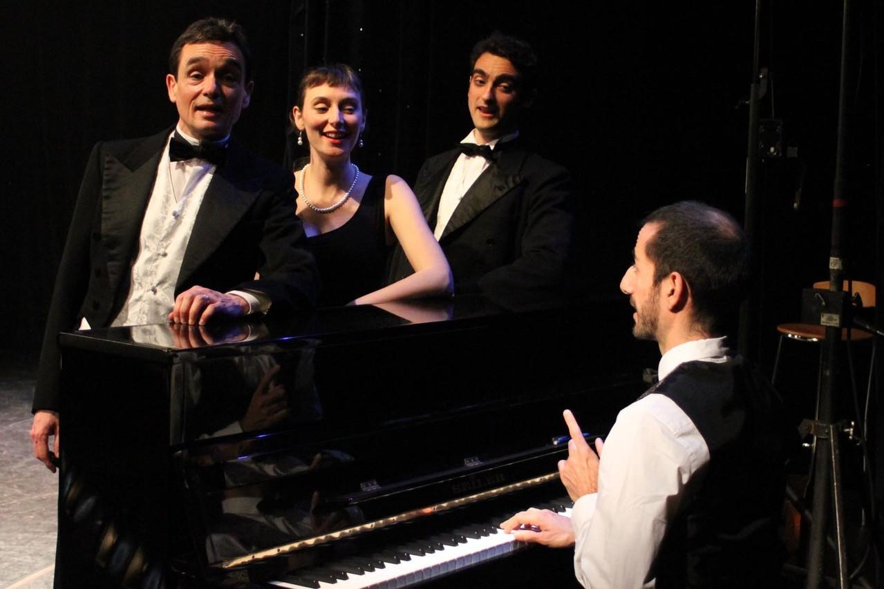 Argent, dette et Music-Hall: rendez-vous vendredi soir, au théâtre du Lucernaire (Paris)