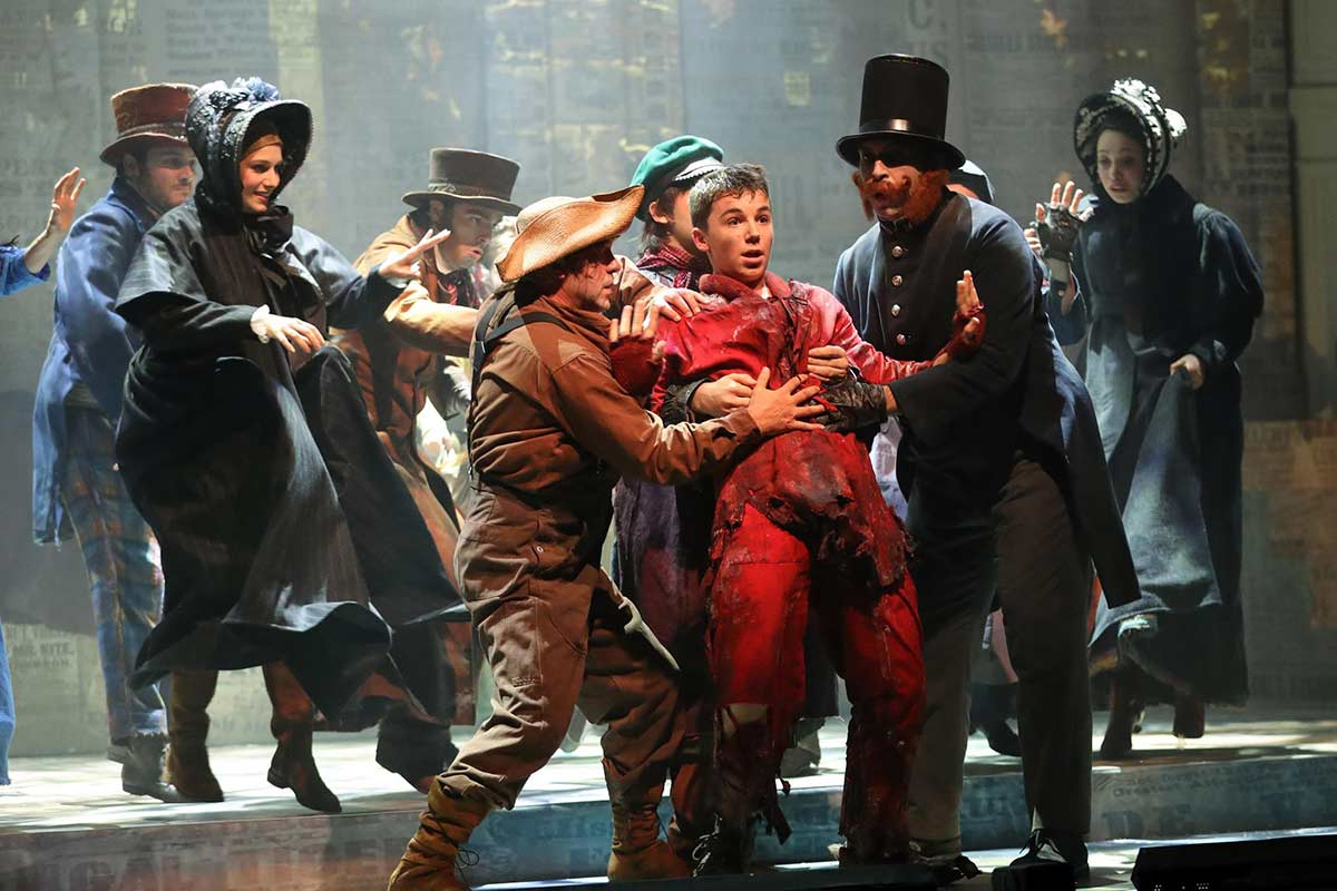 Oliver Twist – Le musical
